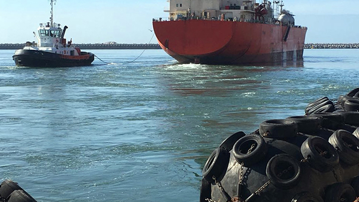 Imported Fenders Cleared By Thembani Shipping